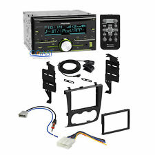 Pioneer Car Radio Stereo + Dash Kit Wiring Harness for 2007-2011 Nissan Altima