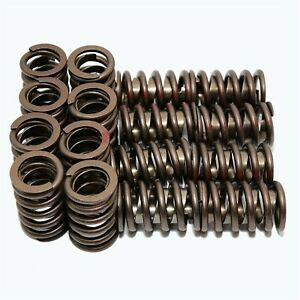 """SBC 350 400 Small Block Chevy 1.26"""" HP Valve Springs Max .600"""" Lift Complete Set"""