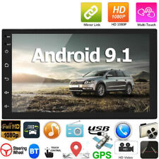 2+32G 7 Inch 2 Din Android 8.1 Car Stereo MP5 Player FM Radio Wifi Android 9.1