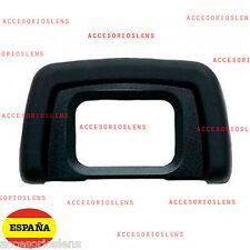 DK-24 GOMA OCULAR para Nikon D5000 D5100 D3000 D3100 Eyepiece DK24