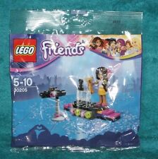 LEGO FRIENDS: Andrea's Pop Star Red Carpet Polybag Set 30205 BNSIP