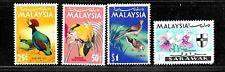 HICK GIRL- BEAUTIFUL MINT MALAYSIA STAMPS     E1039