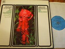 CBS 72215 Mahler Symphony No. 6 etc. / Bernstein / NY PO 2 LP box