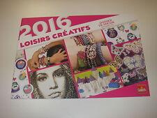 Dossier de presse 2016 Goliath LOISIRS CRÉATIFS
