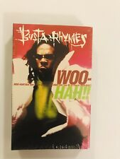 BUSTA RHYMES Woo-Hah!! Got You All In Check 1996 CASSETTE SINGLE New SEALED