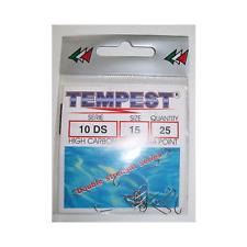 Fishing Hooks Tempest N 16 Bag 25 Fishing Hooks from Worms Pounding