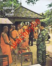 Le spectacle du monde 119 02/1972 Vietnam Sénégal Côte-d'Ivoire Paul Valéry ONU