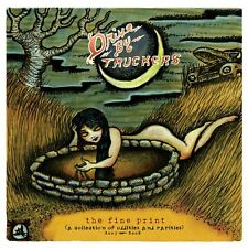 DRIVE-BY TRUCKERS-THE FINE PRINT(A COLLECTION OF ODDITIES) 2 VINYL LP NEU