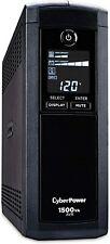 CyberPower - CP1500AVRLCD - Intelligent LCD CP1500AVRLCD 1500VA UPS