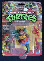 Teenage Mutant Ninja Turtles TMNT Leatherhead 19 Back MOC 1989 Playmates
