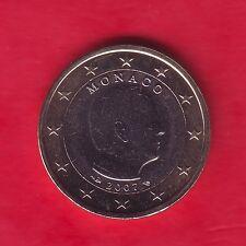 EURO MONACO 2007  PIECE  1 € PRINCE ALBERT  NEUVE+++