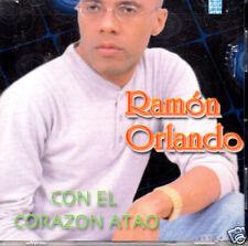 Ramon Orlando Con El Corazon Atao    BRAND NEW SEALED   CD