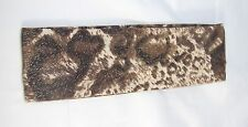 Classic Animal Print Head band Leopard Cheetah Soft Stretchy Hair Band Ouchless