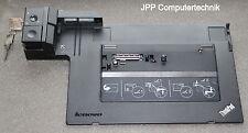 Lenovo Dockingstation 4337 MIT SCHLÜSSEL 6 USB ThinkPad L412 L512 T410 W510 X220