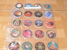 POGS X-MAS JOY TO THE WORLD COMPLETE SET OF  (35) of  by S.G.I. COMPLETE SET