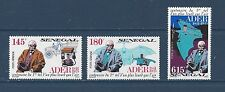 "SENEGAL - C150-C152 - MH - 1991 - ""CLEMENT ADER, ENGINEER & AVIATION PIONEER"""