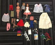Lot Of 3 Vintage Barbie Dolls