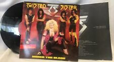 twisted Sister – Under The Blade album Preowned See Photos And Description