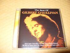 Gilbert O'Sullivan - Best of [Universal] (1995) cd 20 Tracks cd is Excellent