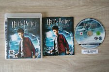 Harry Potter and the Half Blood Prince PS3 Game - 1st Class FREE UK POSTAGE