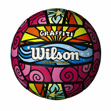 Wilson Graffiti Outdoor Volleyball, Official Size