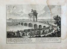 Via Flaminia Rom Antike Brücke Augusti Kriegselefant Legionär Kaiser Augustus
