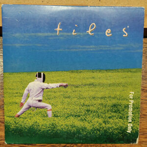 TILES   Fence The Clear  1997   Progrock