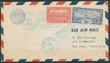 More details for dominican republic 1929 first flight to puert rico nice bin price gb£10.00