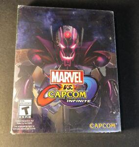 Marvel vs Capcom Infinite DELUXE Edition [ STEELBOOK Package ] (XBOX ONE) NEW