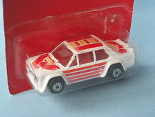 Matchbox Fiat 131 Abarth Rally Toy Model Car 75mm Dinky BP