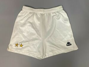 JUVENTUS 1994 1995 SHORTS FOOTBALL SOCCER KAPPA MENS SIZE M