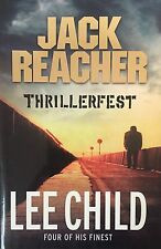 Jack Reacher - Thrillerfest - 4 In 1 - The Affair / 61 Hours / Worth Dying For