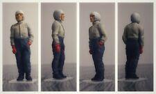 Bernd ROSEMEYER figurine pilote diorama 1/43 driver figure