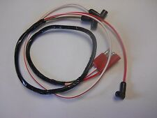 1967 FORD MUSTANG 390 GT500 ENGINE GAUGE FEED WIRING