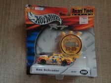 Hot Wheels NASCAR Record Times Racing Ken Schrader GRAND PRIX 2002 54702 M&M