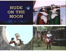 RISQUE 1965 SCI-FI  Topless Sexploitation Film Video 1965  DVD *