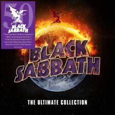 Black Sabbath - Ultimate Collection [Gold Colored Vinyl] [New Vinyl LP] Oversize
