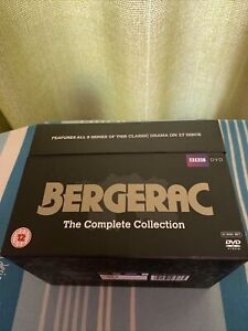 Bergerac - The Complete Collection (DVD, 2009, 18-Disc Set, Box Set)