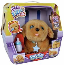 LITTLE LIVE PETS SNUGGLES MY DREAM PUPPY fast dispatch BRAND NEW IN BOX