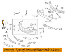 Mercedes MERCEDES-BENZ OEM SL500-Bumper Trim-Molding Trim Right 23088510219744