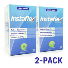 Instaflex Joint Support 2 PACK, 180 Caps, Relieve Discomfort Improve Flexibility
