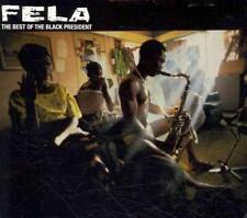 FELA KUTI - THE BEST OF THE BLACK PRESIDENT [DIGIPAK] NEW CD