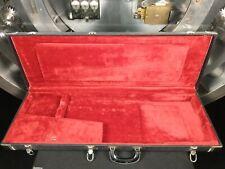 Vintage Red Interior Hard Case for Strat/Tele 80's