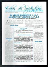 GLTSO - Echos du Septentrion N°1 - Novembre 2005