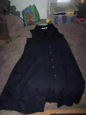 Ladies Sexy Black Jaclyn Smith Long Dress Size XL NWOT