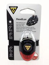 Topeak Headlux Bicycle LED Helmet Head&Tail Light