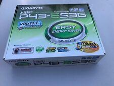 NEW GIGABYTE MOTHERBOARD CPU COMBO GA-P43-ES3GLGA775 3.0GHZ 2M 800 EM64T CPU FAN