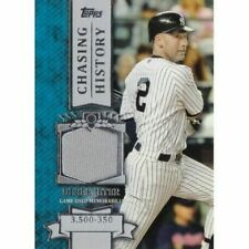 Cartes de baseball Derek Jeter