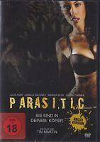 Parasitic - Sie sind in deinem Körper - Uncut Version - DVD - *NEU*