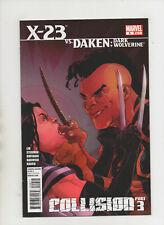 X-23 #9 - Daken Collision Park 3 Dark Wolverine - (Grade 9.2) 2011